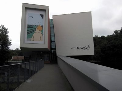 The Hergé Museum