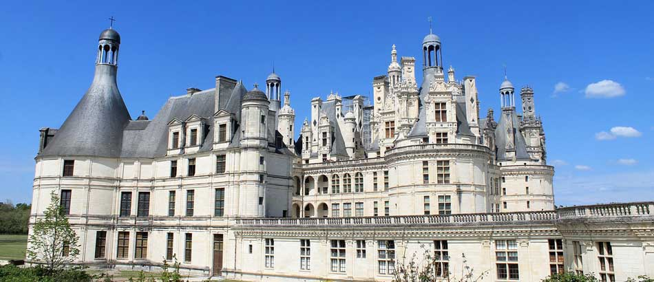 The Loire Valley's Chateaux