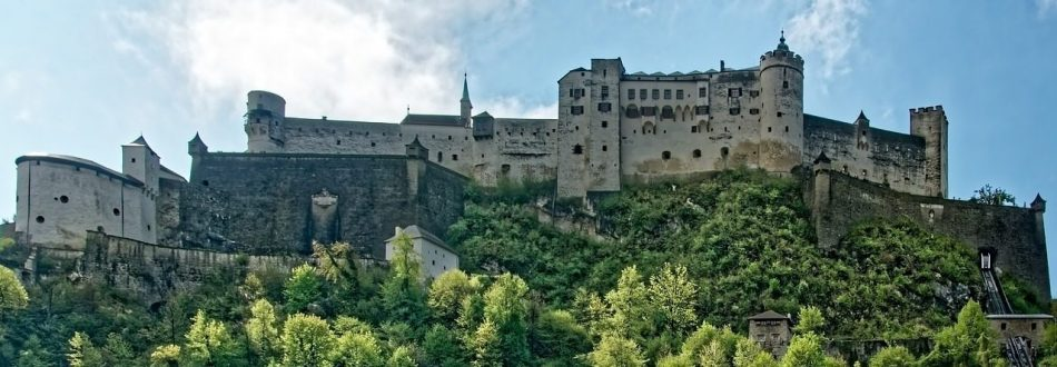 History of Salzburg, Austria