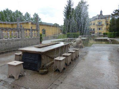 hellbrunn water gardens