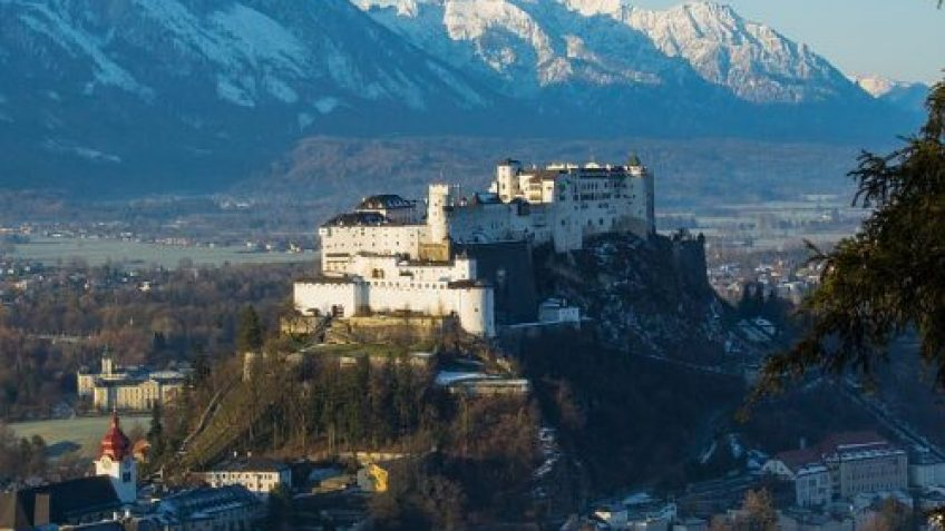 Best Places to Visit in Salzburg Austria