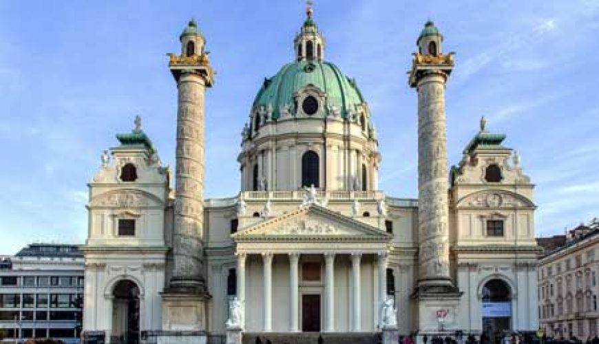 Best Churches in Vienna