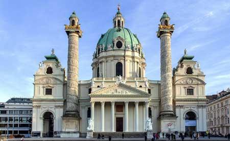 Best Churches in Vienna