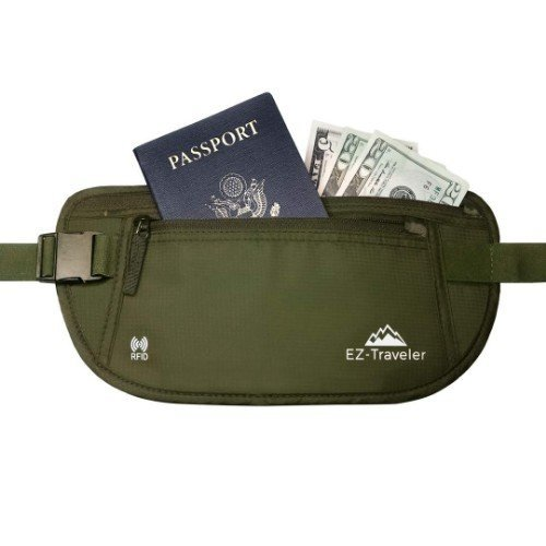 travel belt