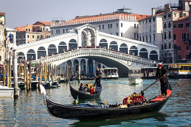 Leading Tourism Attractions in Italy