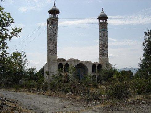 Azerbaijan,Agdamcity