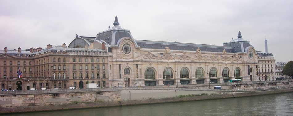 Invalides and The Musée d'Orsay