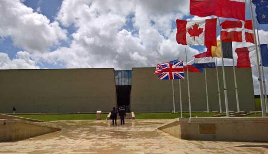Le Mémorial at Caen