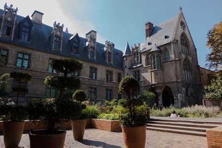Musée National du Moyen Âge (Musée de Cluny)