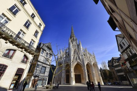 Eglise St. Maclou, a gothic spectacular.