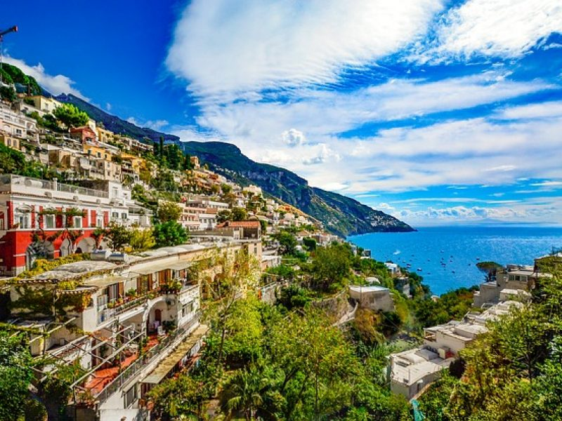 Best Places to Visit in Campania and Amalfi Coast