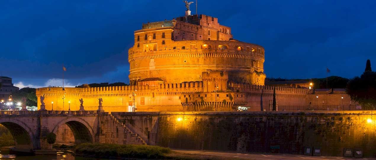 Castel Sant'Angelo (Hadrian's Mausoleum)
