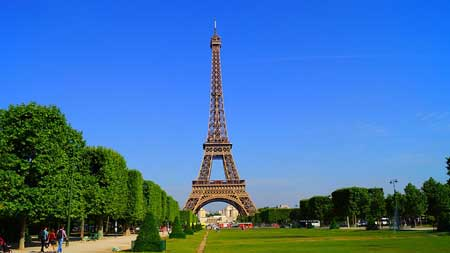 Eiffel Tower & Surrounding Attractions
