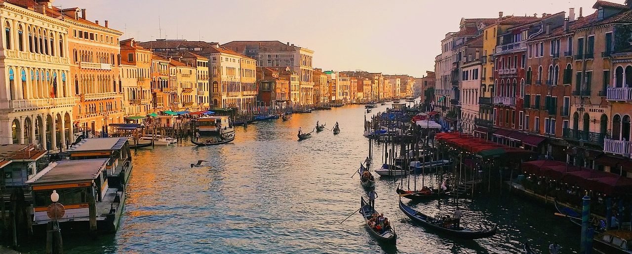 Grand Canal /Canalazzo