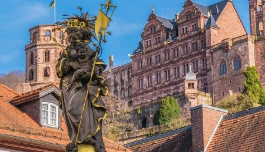 History of Heidelberg