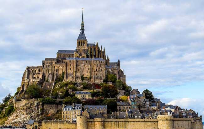 France Travel: Mont-Saint- Michel