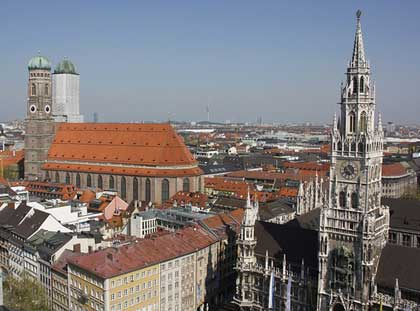 Munich - Old Town