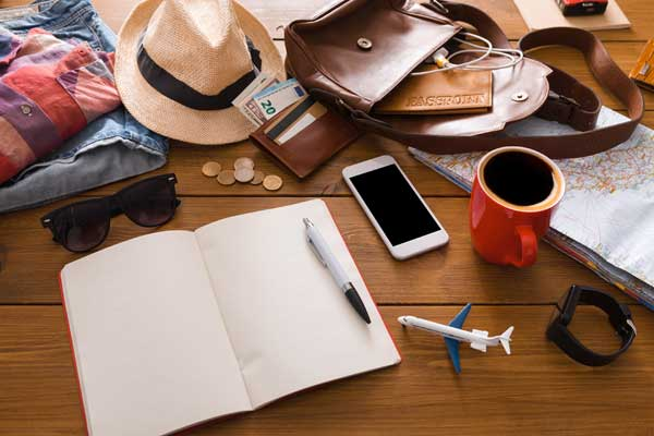 Planning Travel in 10 Easy Steps