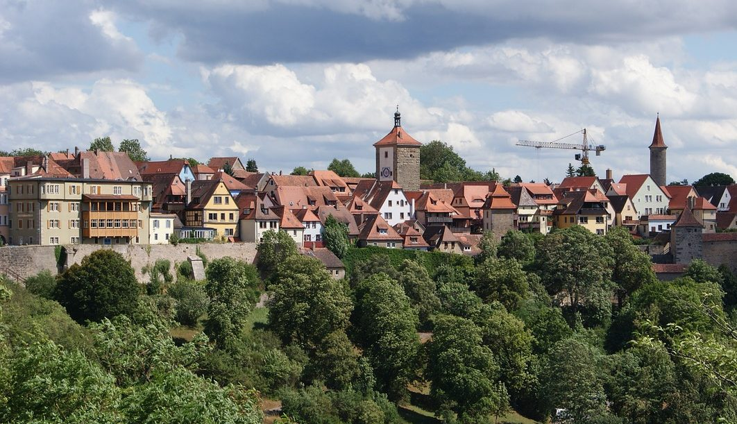 Travel Germany: Rothenburg ob der Tauber