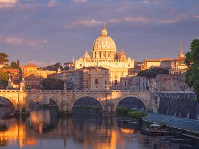 The Vatican and Rome