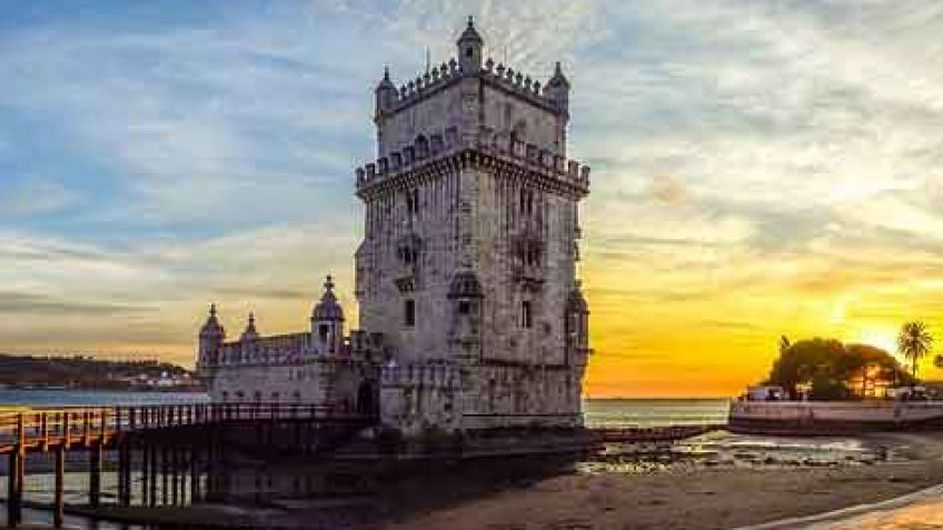 Visiting Portugal: Belém, Estoril and Cascais