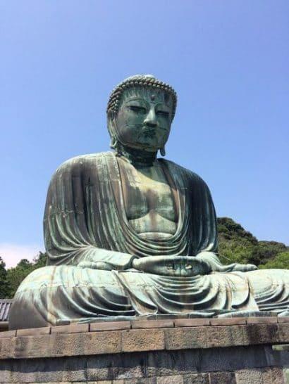 Big Buddha, Kamakura