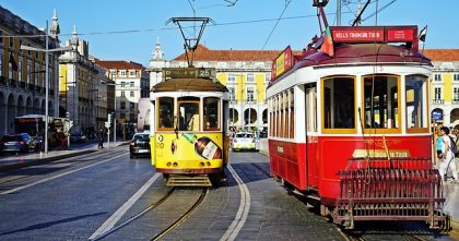 Getting around Lisbon