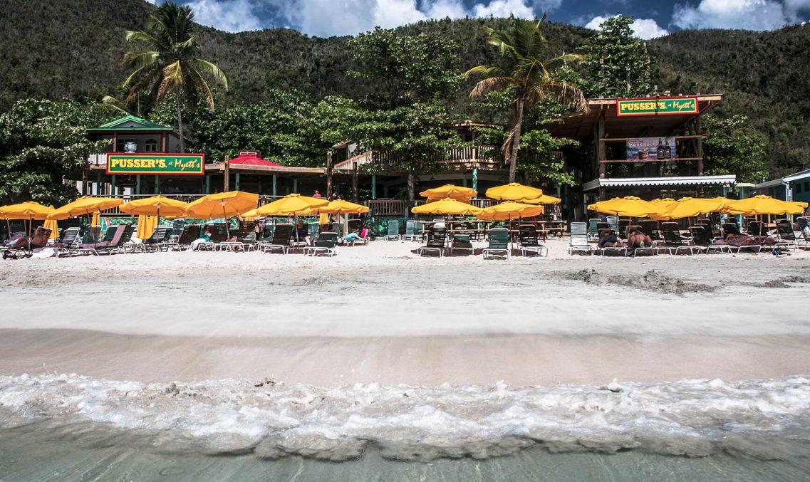 Myett's, Tortola