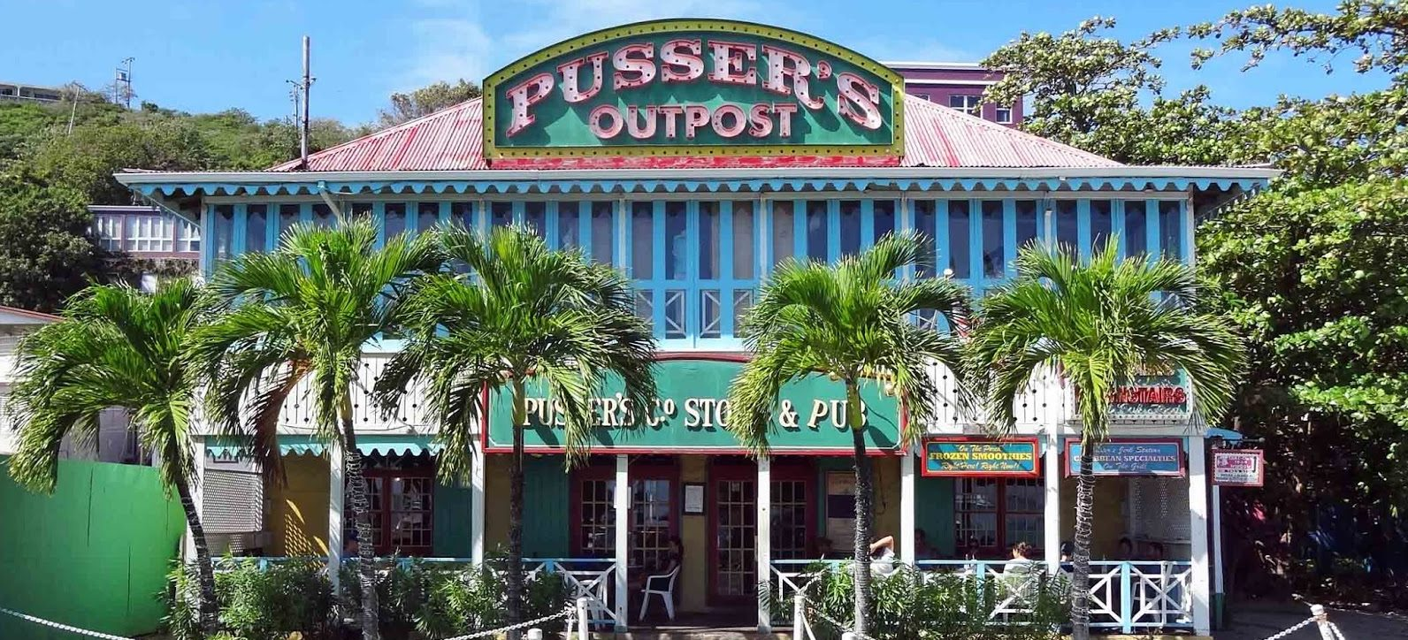 Pusser's, Road Town
