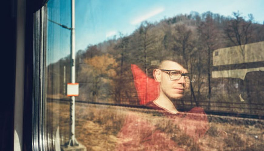 Traveling Across Canada via Train