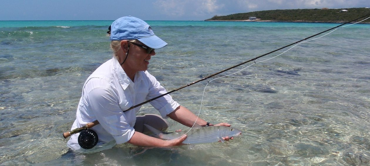 Fishing for Bonefish in BVI