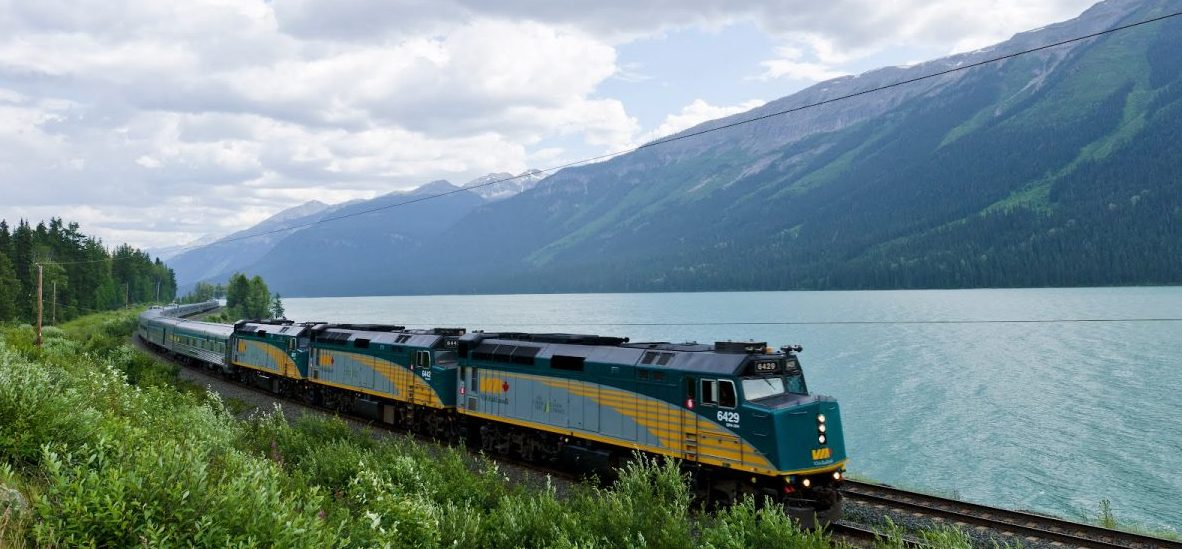 Romance by Rail
