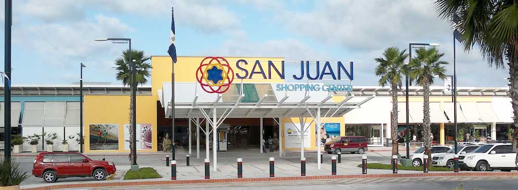 San Juan Shopping Centre