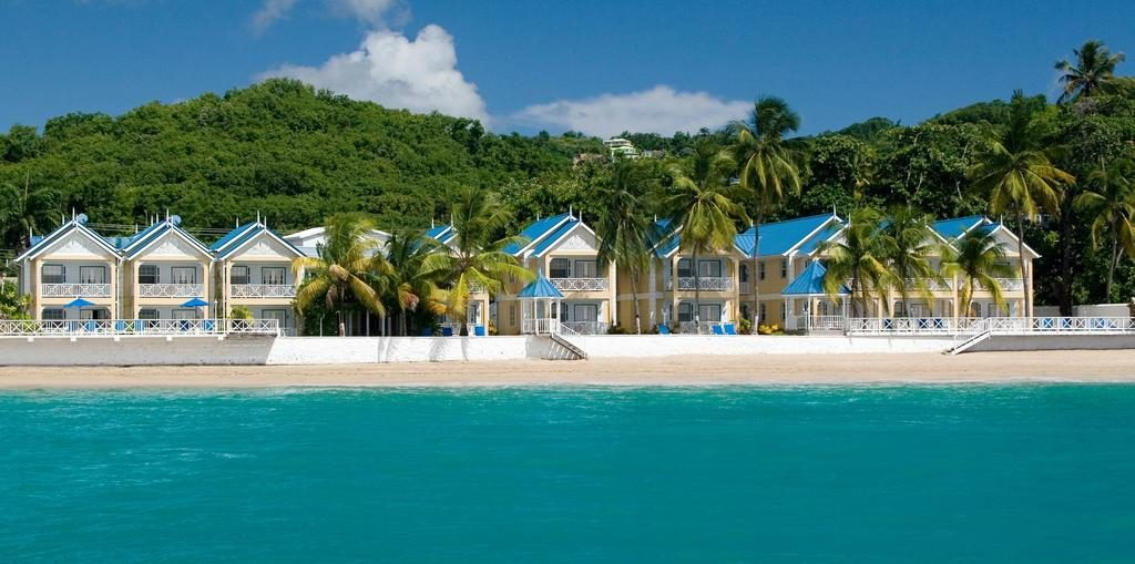 Villa Beach Cottages, Castries