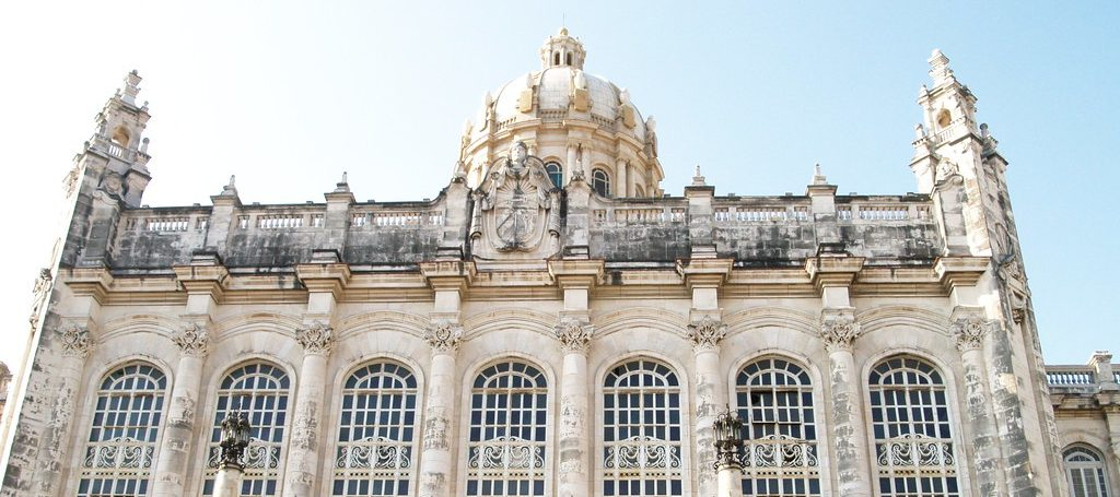 The Museum of the Revolution - Old Havana