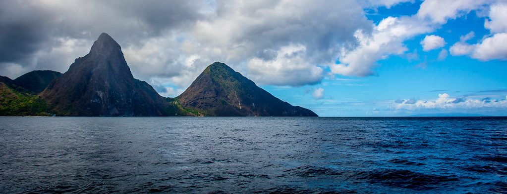 Pitons of St. Lucia