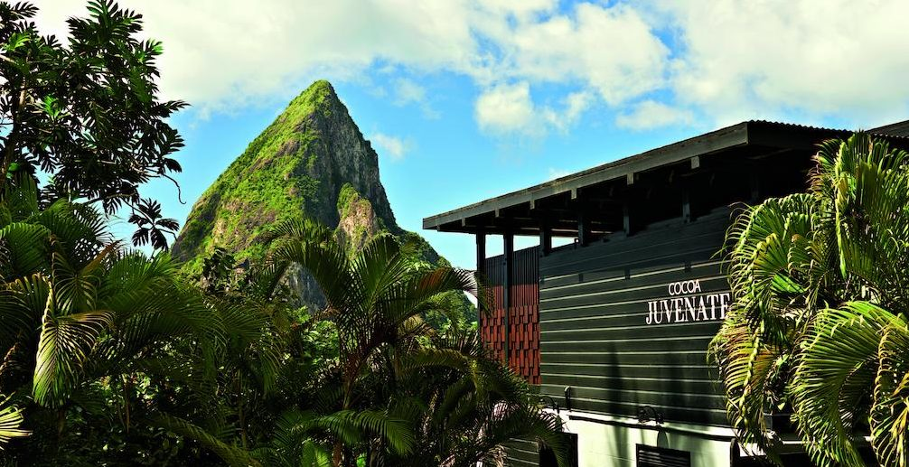 The Hotel Chocolat, Soufriere