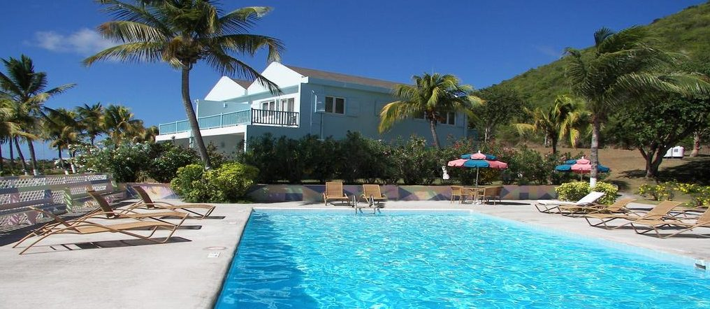 Timothy Beach Resort, Frigate Bay