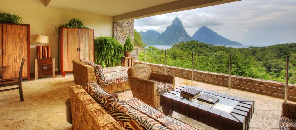 Jade Mountain, Soufriere