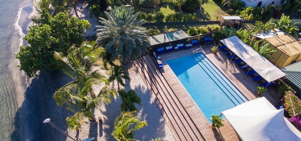 Le Phare Bleu Marina & Resort, Petite Calivigny Bay