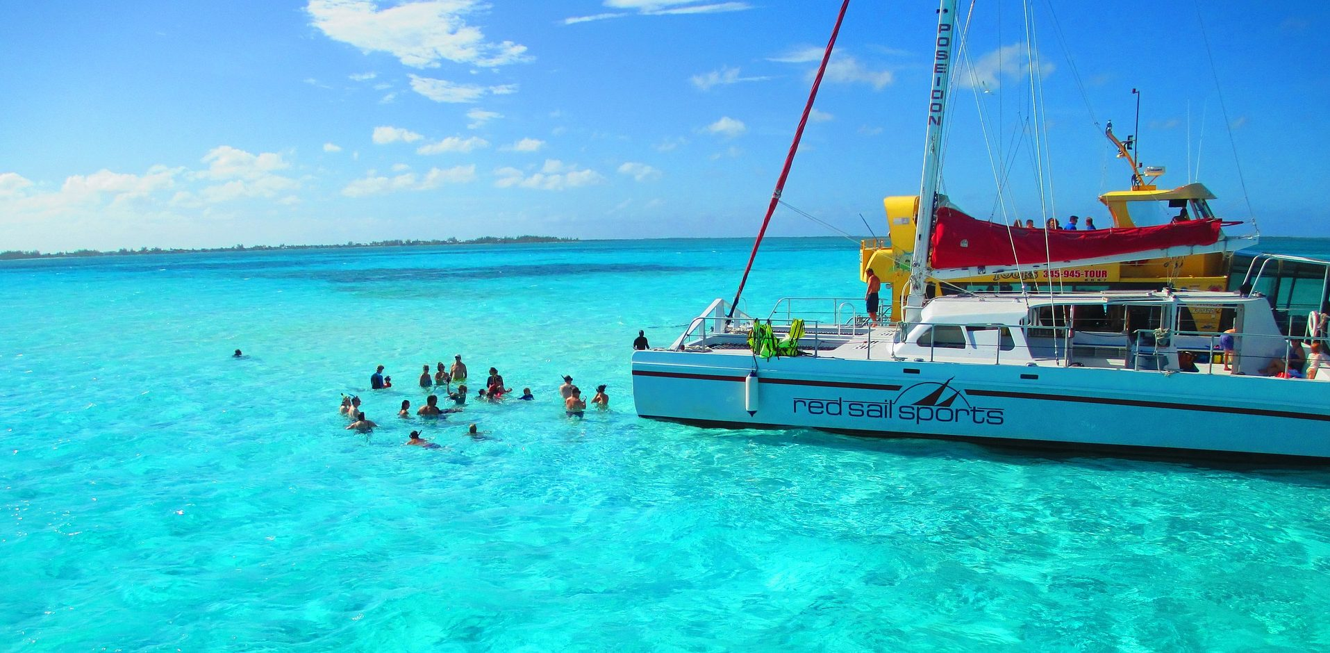Party Boat in Cayman Islands