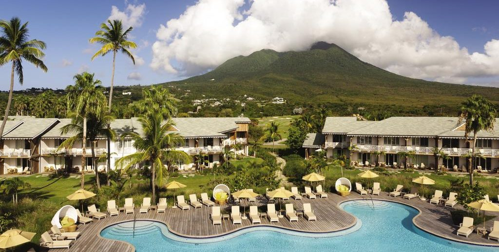 Four Seasons Resort Nevis, West Indies, Charlestown
