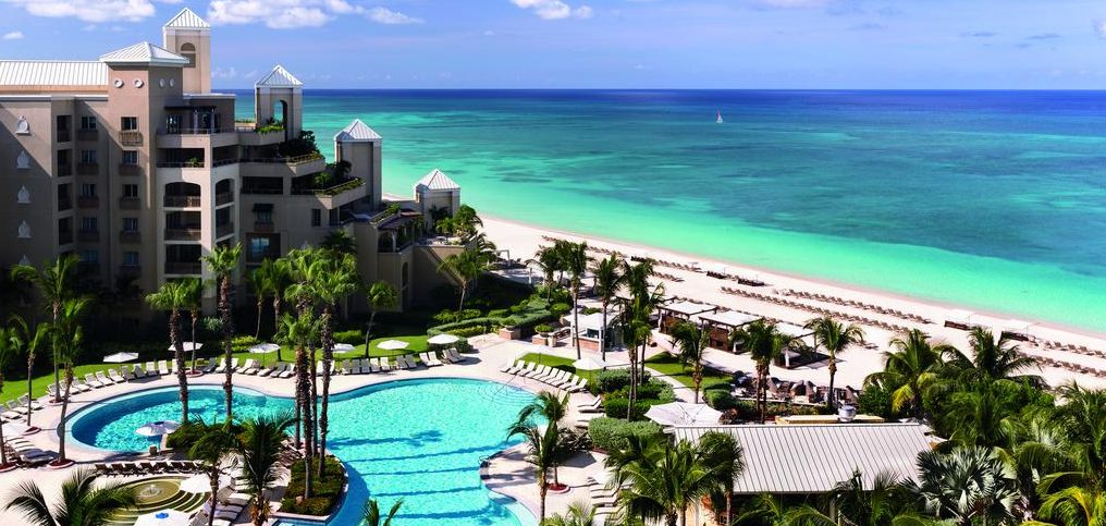 Ritz-Carlton Grand Cayman, Seven Mile Beach