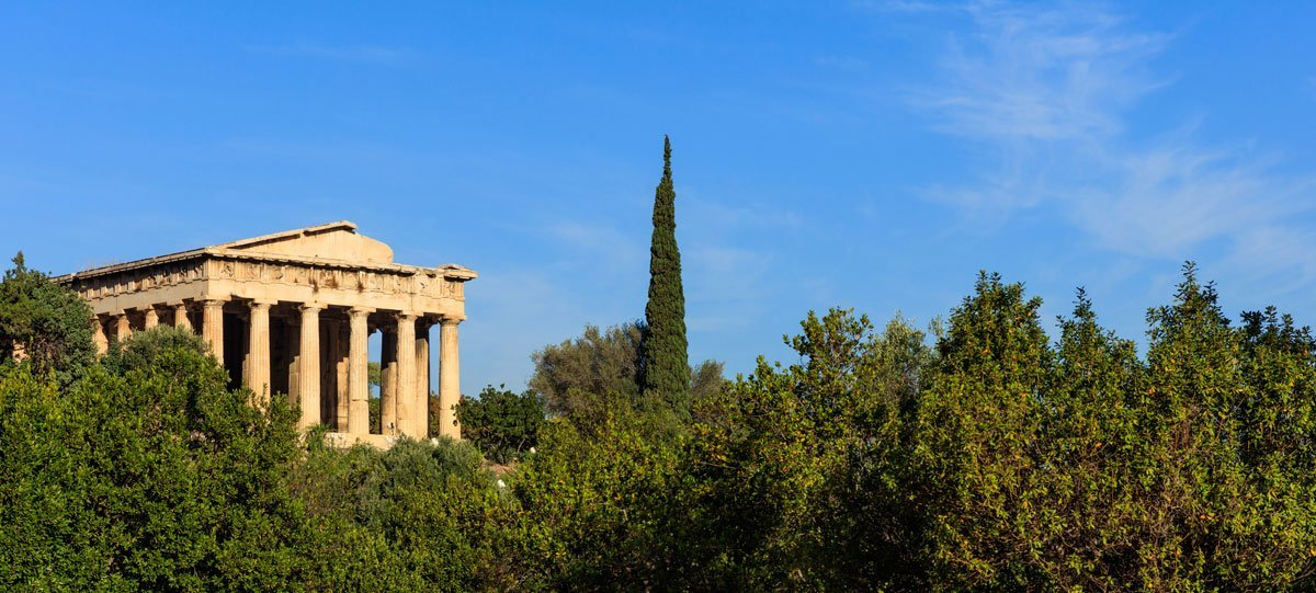Travel in Athens Greece