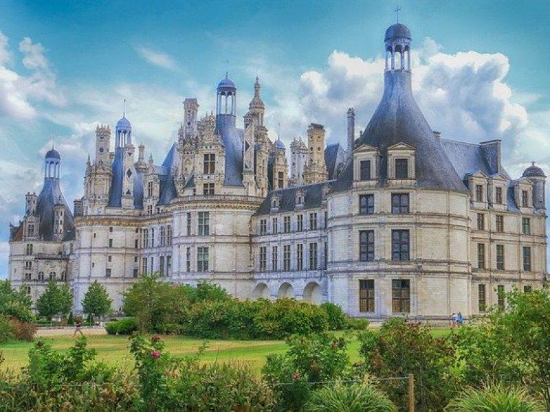 Chambord Castle
