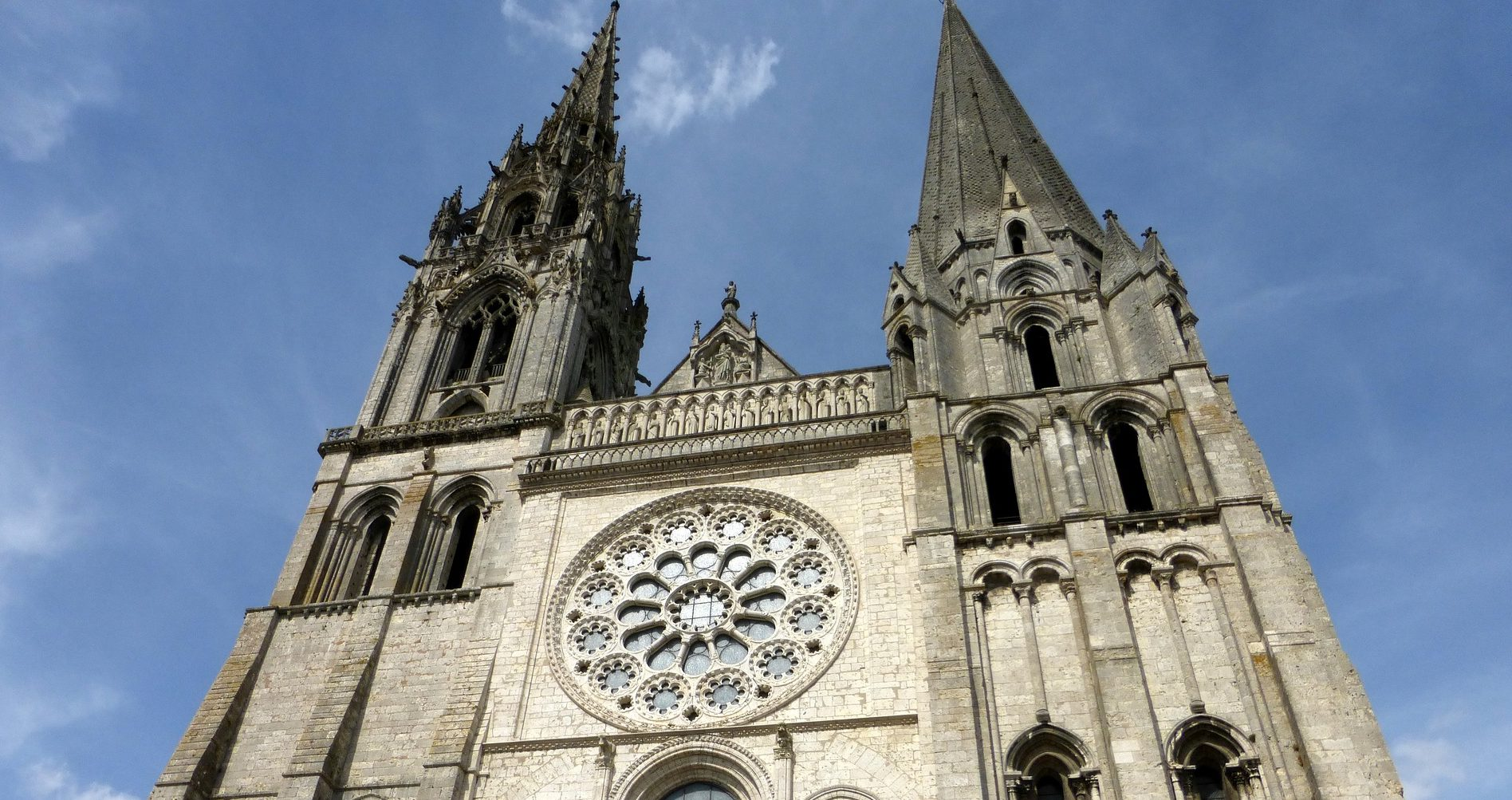 Cathedral Chartres in France