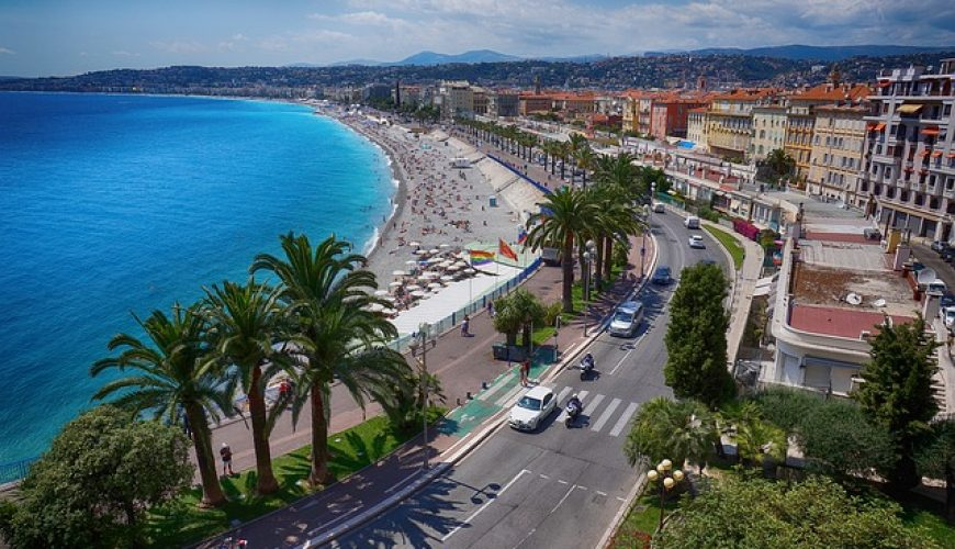 France Travel: The Stunning City of Nice