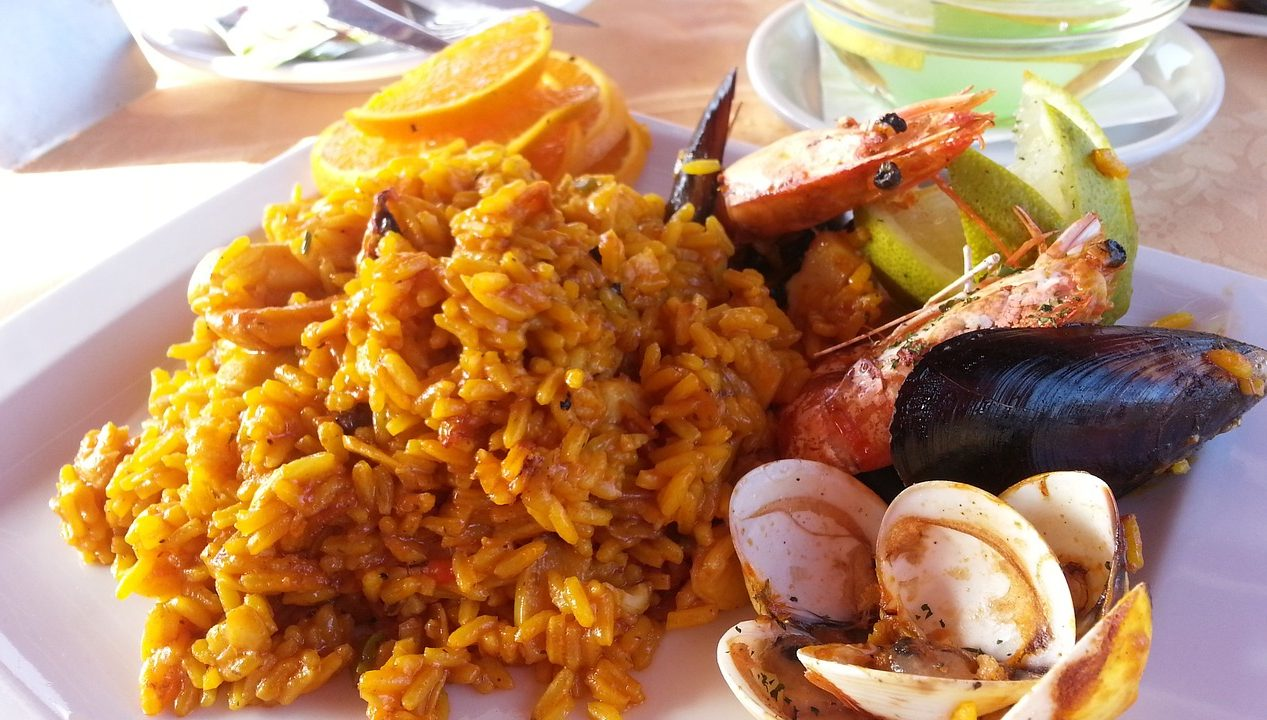 Food in Ibiza