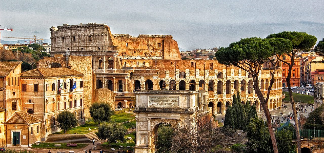 Travel in Rome