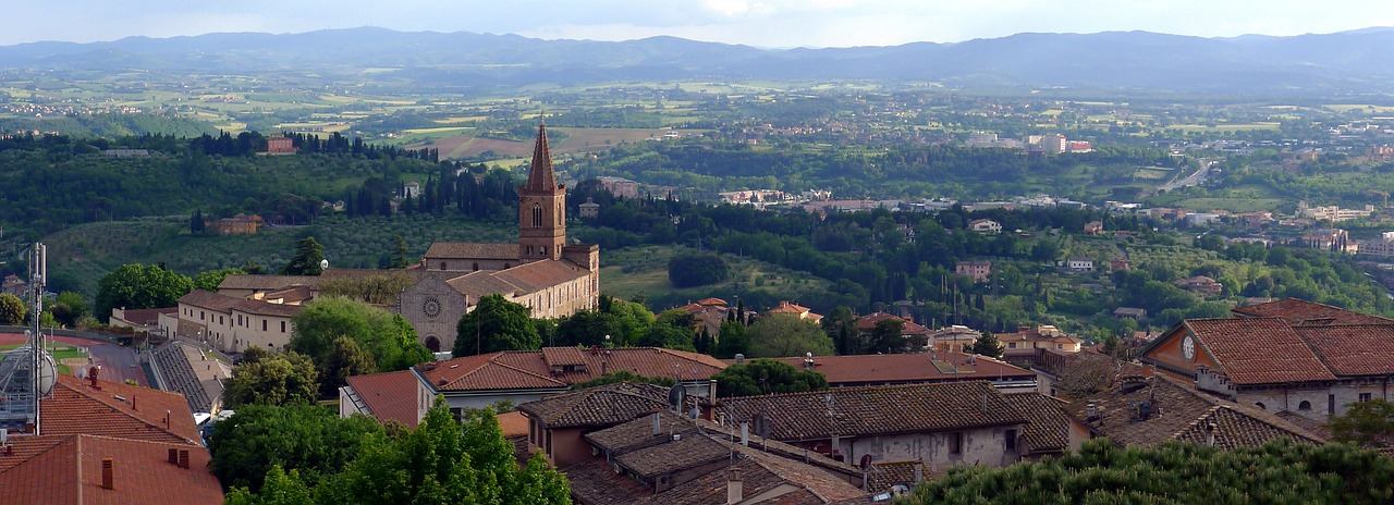 Travel Umbria, Italy